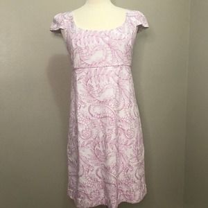 Lilly Pulitzer Laurent Dress Purple Quartz